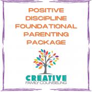 Positive Discipline Foundational Parenting Package