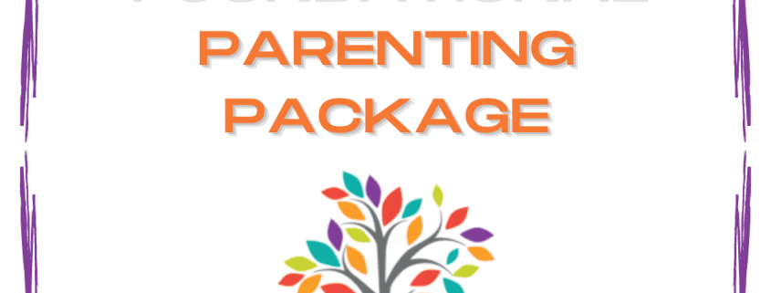 Positive Discipline Foundational Parenting Package